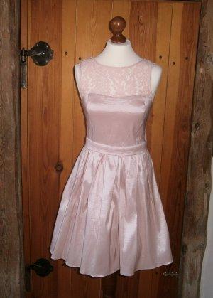 Festliches Kleid aus der Amisu Glamour Collection mit Spitze * Größe 36