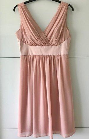 """Festliches Kleid ESPRIT *Konfirmation & Hochzeitsgast"""" rosé Gr. 36 TOP"""