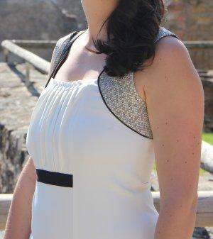 Festliches Kleid Etuikleid Standesamtkleid Brautkleid Standesamt
