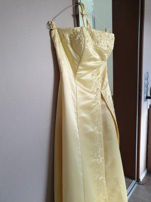 Festliches Kleid Gr. 36, trägerlos