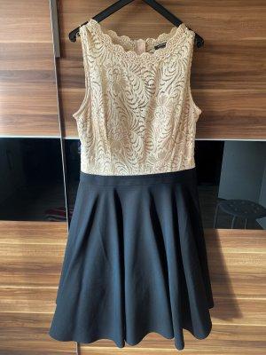 Orsay Vestido línea A multicolor