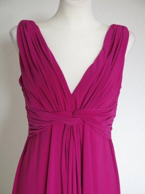 Festliches Kleid in Magenta, Gr 40