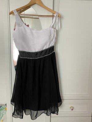 Festliches Kleid One Schoulder Kleid