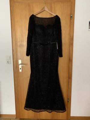 Light In The Box Evening Dress black polyester