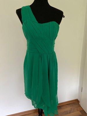 H&M Robe bustier vert