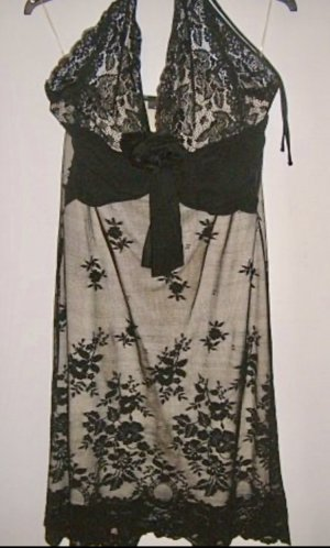Festliches Kleid von MORGAN DE TOI Gr 38/40