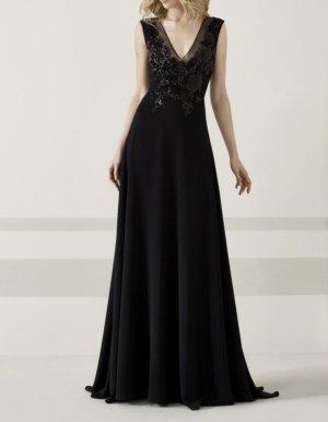 Pronovias Evening Dress black