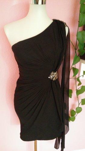 Festliches One-Sholder-Kleid für Silvester/Party (Box 8)