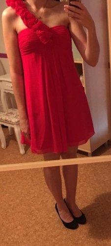 Festliches Pinkes Kleid