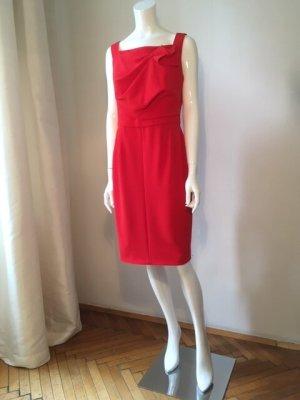 festliches rotes Kleid