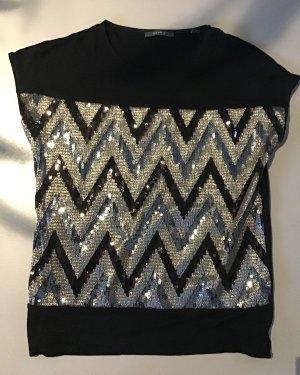 Festliches Shirt T-Shirt Oberteil von ESPRIT 36/38
