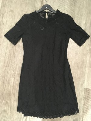 esprit collection Lace Dress black polyacrylic