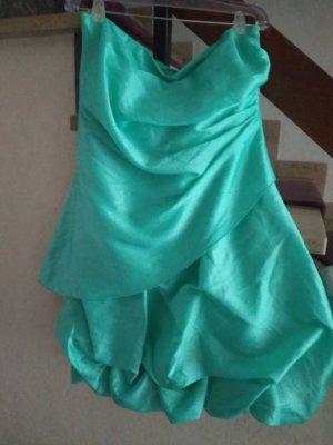 Flounce Dress turquoise
