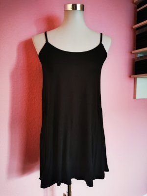 H&M Top con bretelline nero