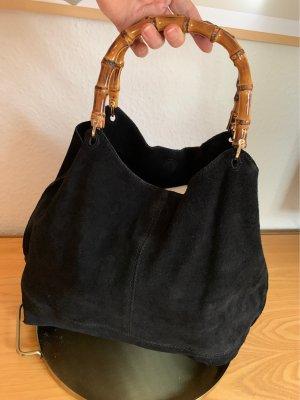 H&M Pouch Bag black-brown