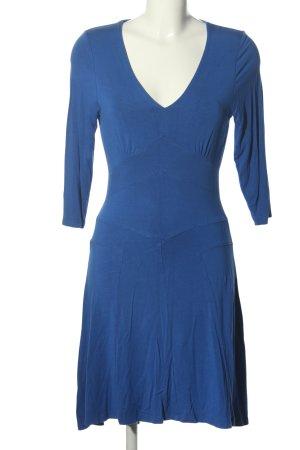 Fever london Sukienka midi niebieski W stylu casual