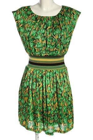 Fever london Sukienka midi Na całej powierzchni W stylu casual