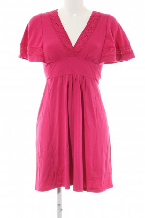 Fever london Shirtkleid pink Casual-Look
