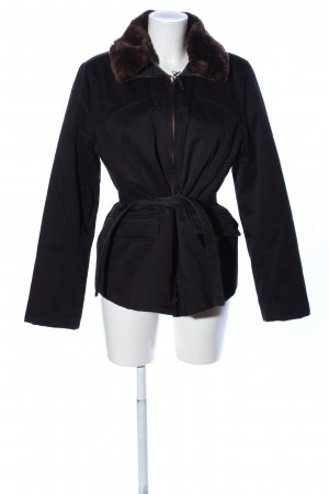 FFC Winterjacke schwarz Casual-Look