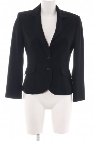 FFY Kurz-Blazer schwarz Business-Look