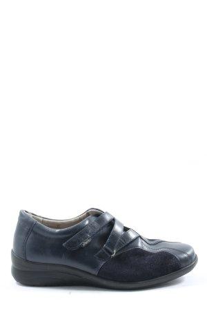 Fidelio Slip-on Sneakers blue casual look