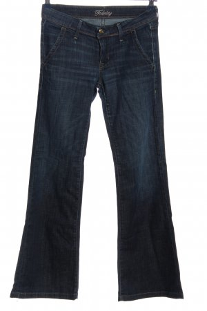 Fidelity Denim Flares blue casual look