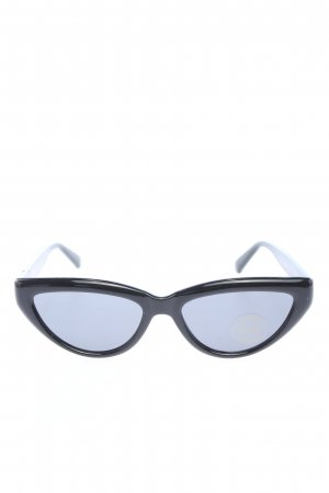 Fielmann Retro Glasses black casual look