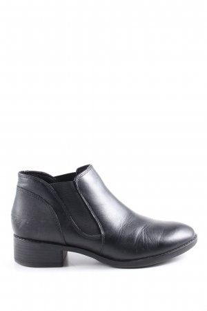 Fifth Avenue Botines Chelsea negro look casual