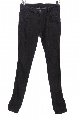 Fiftyfive DSL Tube Jeans black casual look