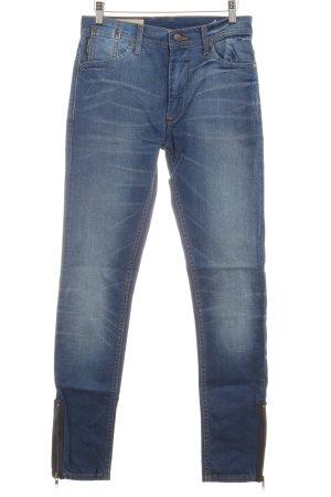 "Fiftyfive DSL Slim Jeans ""Pyronzi"" blau"