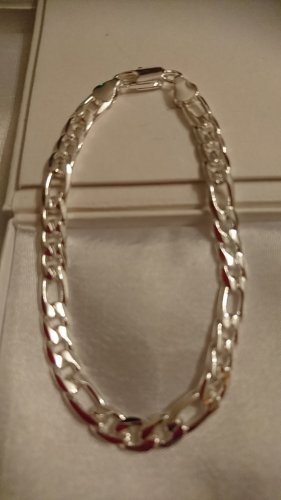 Schmuck Zilveren armband zilver