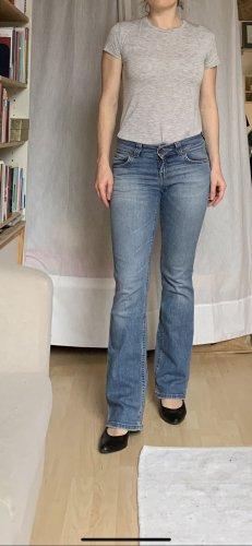 Tommy Hilfiger Jeans svasati azzurro