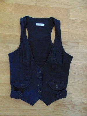 Promod Smanicato jeans nero Cotone