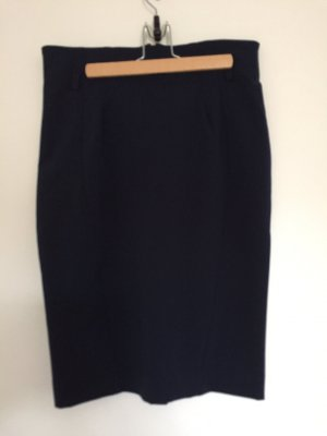Conleys Pencil Skirt dark blue
