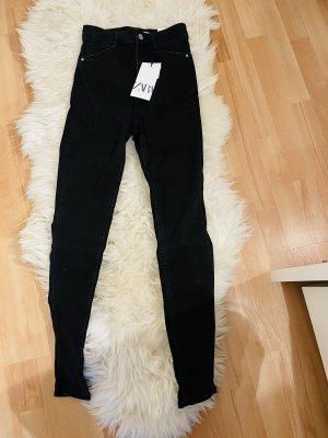 Figurbetonte Highwaisted Jeans