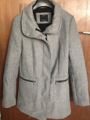Bershka Winter Coat grey