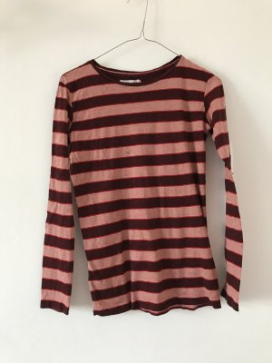 Figurbetonter Sweater Pullover Streif MiH Jeans XS