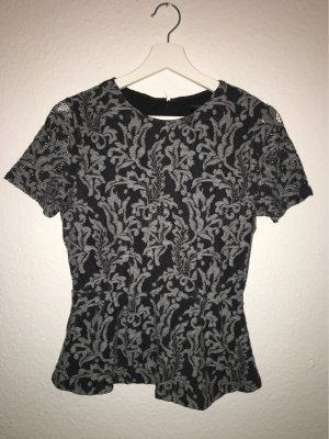 Ann Taylor Blouse Top multicolored