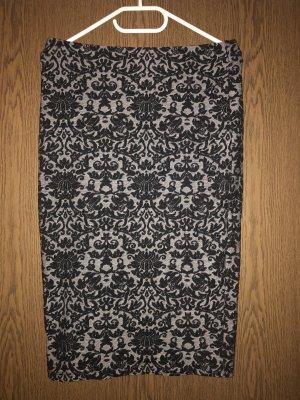 Orsay Bandeaujurk zwart-grijs