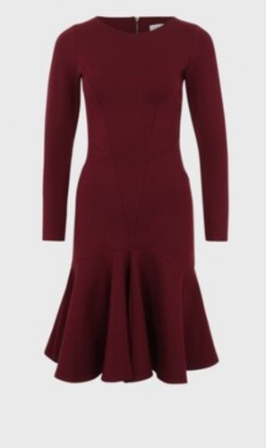 Figurbetontes Kleid von Closet