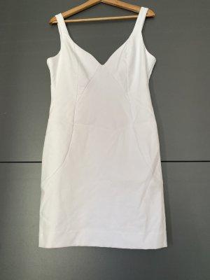 Zara Mini vestido blanco