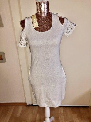 Figurbetontes langes Kleid