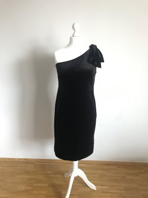 C&A One Shoulder Dress black spandex