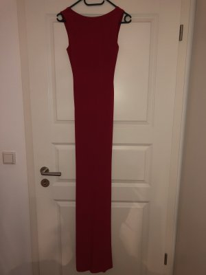 Club L Evening Dress red-dark red
