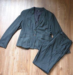 s.Oliver Tailleur pantalone antracite-talpa