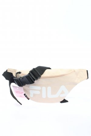 Fila Bumbag natural white-white printed lettering casual look