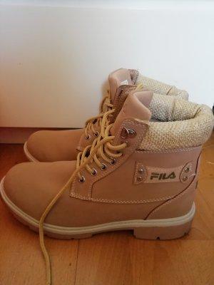 Fila Boots rosa neu