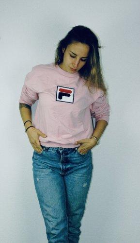 Fila Crew Neck Sweater Gr. M pink