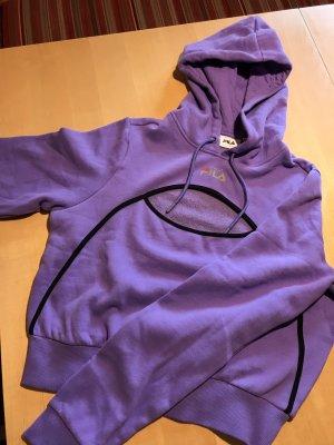 Fila Hooded Sweatshirt lilac