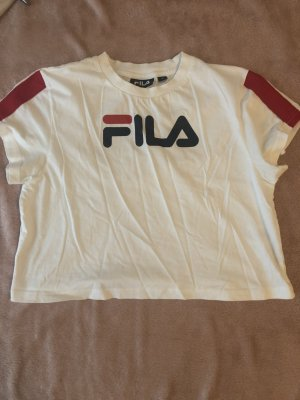 Fila Cropped Top white